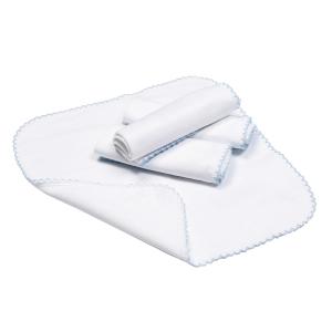 4 pieces organic handkerchief
